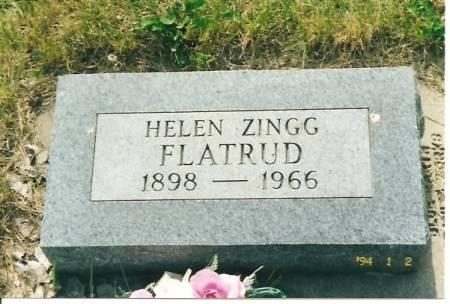 FLATRUD, HELEN - Winnebago County, Iowa | HELEN FLATRUD