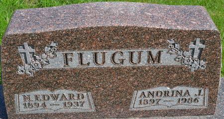 FLUGUM, N. EDWARD - Winnebago County, Iowa   N. EDWARD FLUGUM