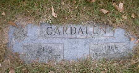 GARDALEN, ELLA - Winnebago County, Iowa | ELLA GARDALEN