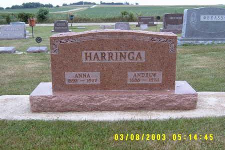 AHLFS HARRINGA, ANNA - Winnebago County, Iowa | ANNA AHLFS HARRINGA
