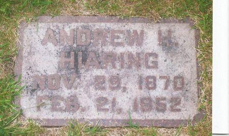 HIARING, ANDREW H. - Winnebago County, Iowa | ANDREW H. HIARING