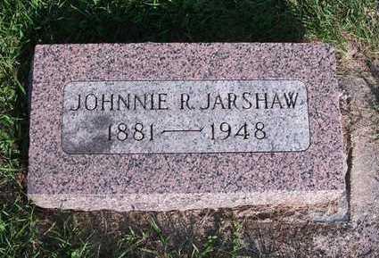 JARSHAW, JOHNNIE R - Winnebago County, Iowa | JOHNNIE R JARSHAW