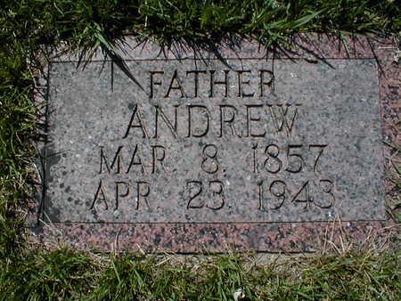 LANGFALD, ANDREW CARL - Winnebago County, Iowa | ANDREW CARL LANGFALD