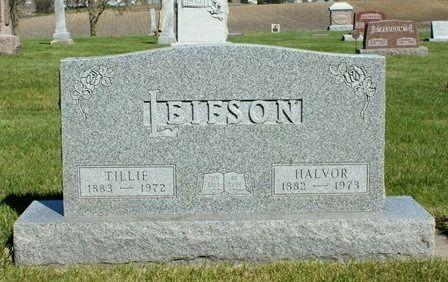 LEIFSON, TILLIE - Winnebago County, Iowa | TILLIE LEIFSON