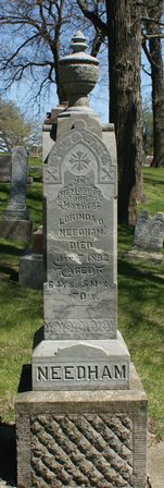 MERRICK, LORINDA O. - Winnebago County, Iowa | LORINDA O. MERRICK