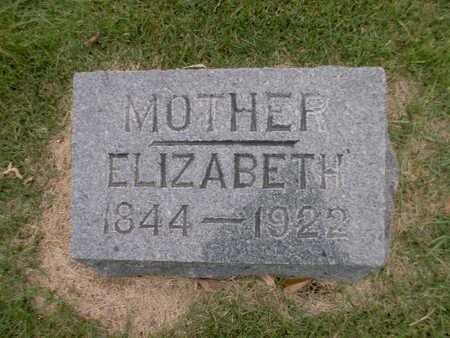RAKE, ELIZABETH - Winnebago County, Iowa | ELIZABETH RAKE