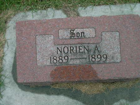 SKOGEN, NORIEN ALBERT - Winnebago County, Iowa | NORIEN ALBERT SKOGEN