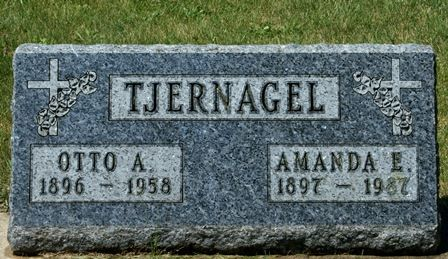 TJERNAGEL, OTTO A. - Winnebago County, Iowa | OTTO A. TJERNAGEL