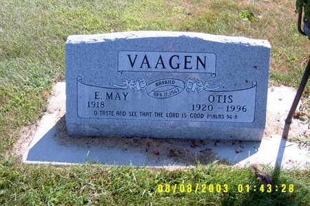 VAAGEN, OTIS - Winnebago County, Iowa | OTIS VAAGEN