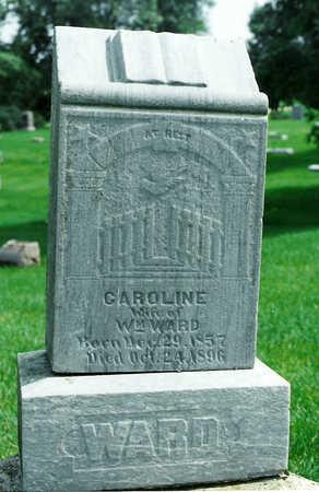 WARD, CAROLINE - Winnebago County, Iowa | CAROLINE WARD