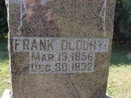 DLOUHY, FRANK - Winneshiek County, Iowa   FRANK DLOUHY