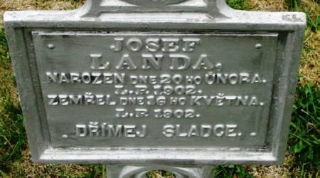 LANDA, JOSEF - Winneshiek County, Iowa | JOSEF LANDA