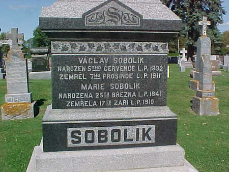 SOBOLIK, VACLAV - Winneshiek County, Iowa | VACLAV SOBOLIK