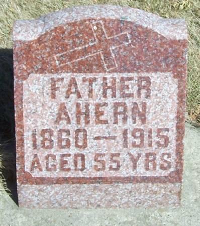 AHERN, FATHER - Winneshiek County, Iowa | FATHER AHERN