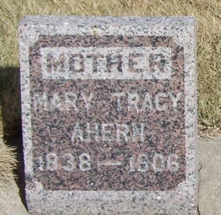 TRACY AHERN, MARY - Winneshiek County, Iowa   MARY TRACY AHERN