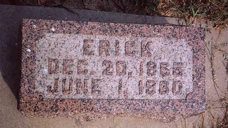 ALBERTSON, ERICK H. - Winneshiek County, Iowa | ERICK H. ALBERTSON