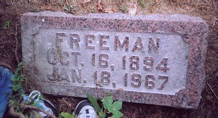 ALBERTSON, FREEMAN - Winneshiek County, Iowa | FREEMAN ALBERTSON