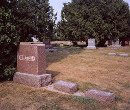 ALBERTSON, FAMILY PLOT - Winneshiek County, Iowa | FAMILY PLOT ALBERTSON