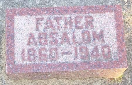 AMES, ABSALOM - Winneshiek County, Iowa | ABSALOM AMES