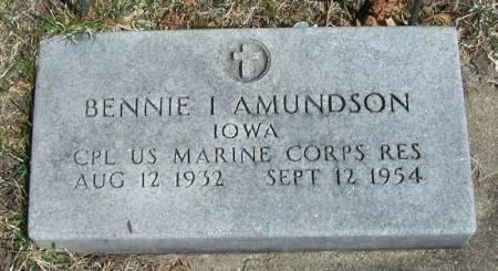 AMUNDSON, BENNIE - Winneshiek County, Iowa | BENNIE AMUNDSON