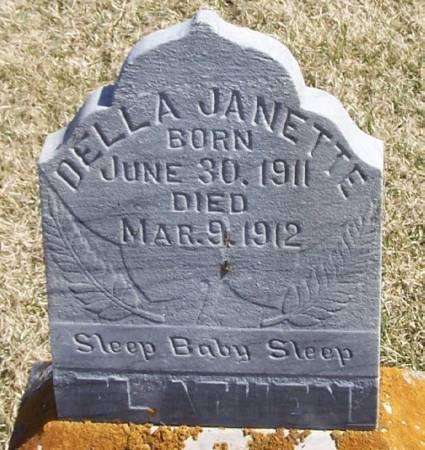 AMUNDSON, DELLA JANETTE - Winneshiek County, Iowa | DELLA JANETTE AMUNDSON