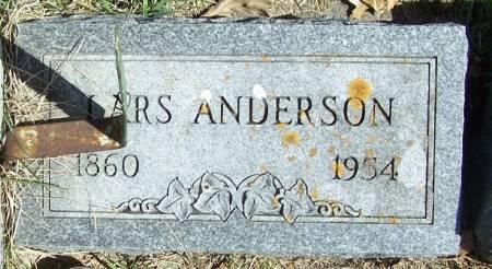 ANDERSON, LARS - Winneshiek County, Iowa   LARS ANDERSON