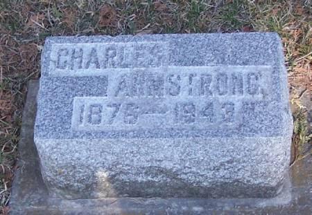 ARMSTRONG, CHARLES - Winneshiek County, Iowa | CHARLES ARMSTRONG