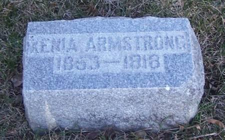 ARMSTRONG, XENIA - Winneshiek County, Iowa | XENIA ARMSTRONG