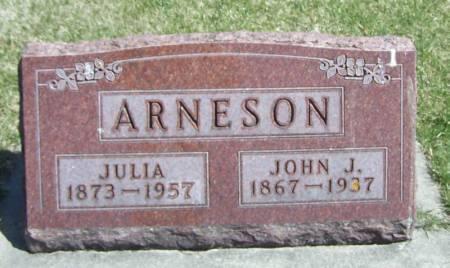 ARNESON, JULIA - Winneshiek County, Iowa | JULIA ARNESON