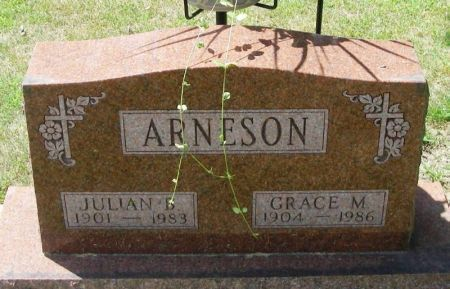 ARNESON, JULIAN B. - Winneshiek County, Iowa | JULIAN B. ARNESON