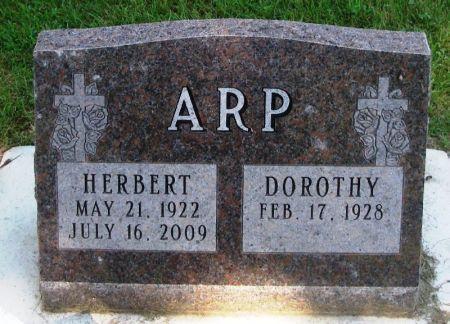 ARP, HERBERT - Winneshiek County, Iowa | HERBERT ARP