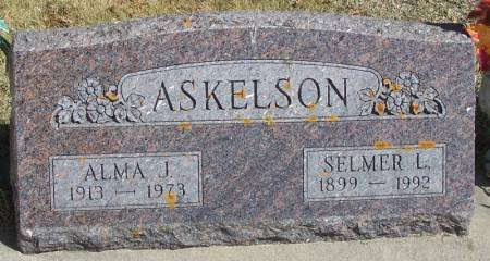 ASKELSON, SELMER L - Winneshiek County, Iowa | SELMER L ASKELSON