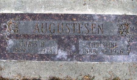 AUGUSTESEN, CHRISTINE - Winneshiek County, Iowa | CHRISTINE AUGUSTESEN