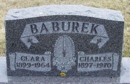 BABUREK, CLARA - Winneshiek County, Iowa | CLARA BABUREK