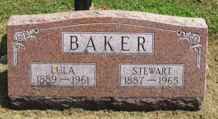 BAKER, STEWART - Winneshiek County, Iowa   STEWART BAKER