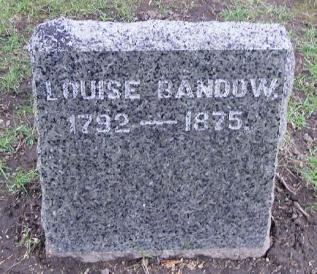 BANDOW, LOUISE - Winneshiek County, Iowa | LOUISE BANDOW