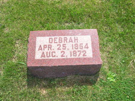 BANNING, DEBRAH - Winneshiek County, Iowa | DEBRAH BANNING