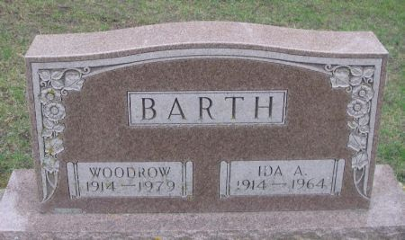 BARTH, WOODROW - Winneshiek County, Iowa | WOODROW BARTH