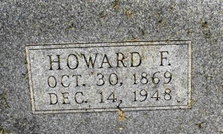 BARTHELL, HOWARD F. - Winneshiek County, Iowa | HOWARD F. BARTHELL