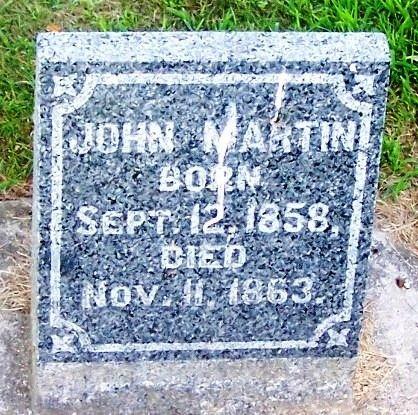BARTHELL, JOHN MARTIN - Winneshiek County, Iowa | JOHN MARTIN BARTHELL