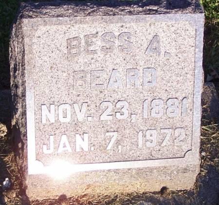 BEARD, BESS A - Winneshiek County, Iowa | BESS A BEARD