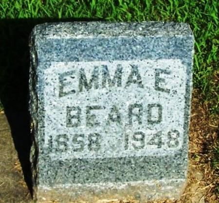 BEARD, EMMA E - Winneshiek County, Iowa | EMMA E BEARD