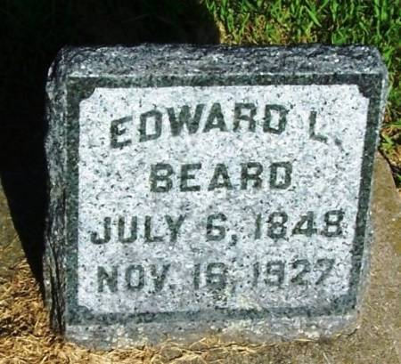 BEARD, EDWARD L - Winneshiek County, Iowa | EDWARD L BEARD