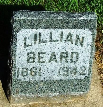BEARD, LILLIAN - Winneshiek County, Iowa | LILLIAN BEARD