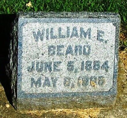 BEARD, WILLIAM E - Winneshiek County, Iowa | WILLIAM E BEARD