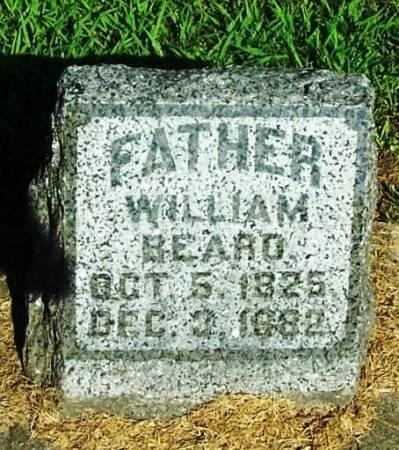 BEARD, WILLIAM - Winneshiek County, Iowa | WILLIAM BEARD