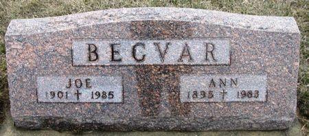 BECVAR, JOE - Winneshiek County, Iowa | JOE BECVAR