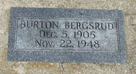 BERGSRUD, BURTON - Winneshiek County, Iowa | BURTON BERGSRUD