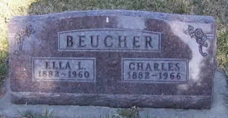 BEUCHER, CHARLES - Winneshiek County, Iowa | CHARLES BEUCHER