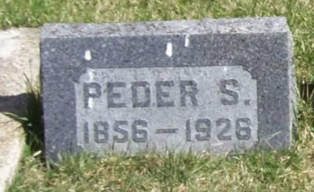 BIDNE, PEDER S - Winneshiek County, Iowa | PEDER S BIDNE